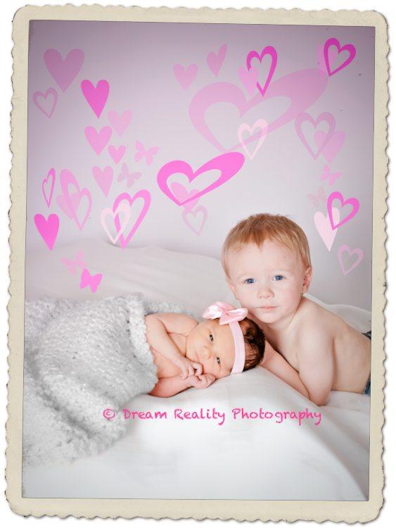 Dream Reality_Newborn_children_studio portraits