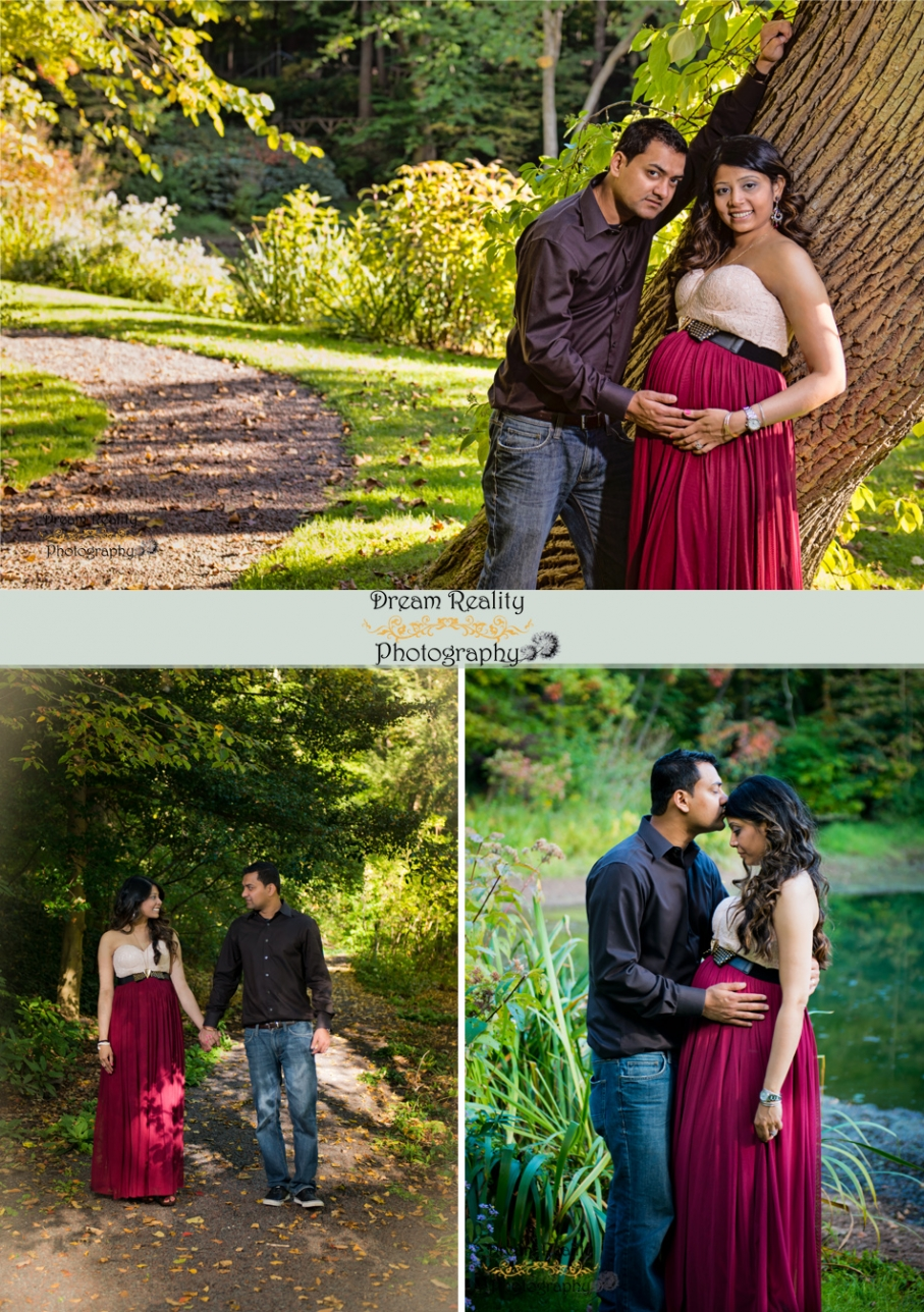 summer maternity park portraits | middlesex county | central nj