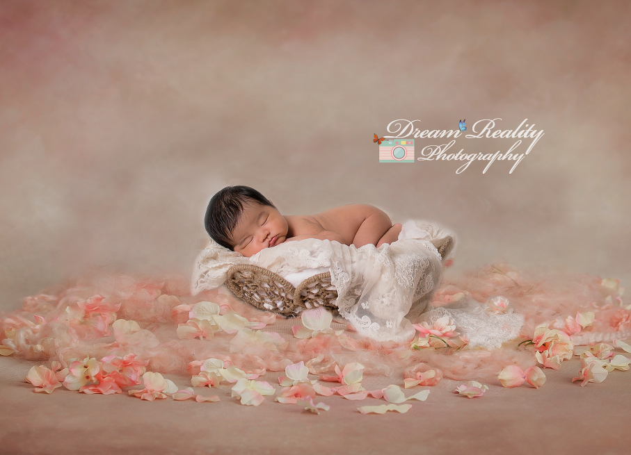 Sweet little princess hamilton nj central jersey newborn photographer