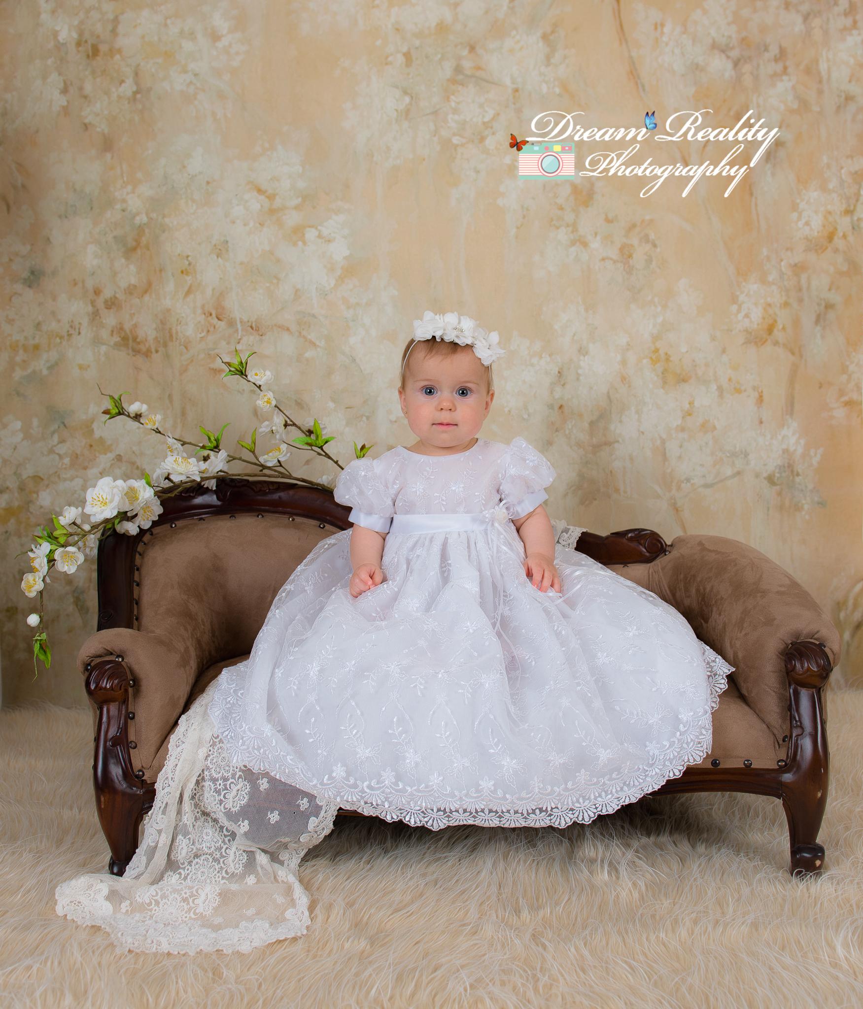 Coloursdekor S Blog: Christianing-girl-Allentown-NJ-8-months-portraits